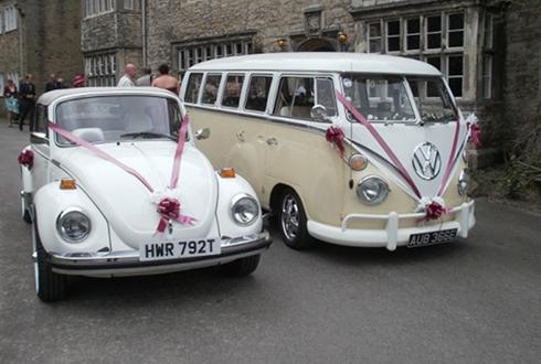 Logybear VW Campervan Hire - Northern Ireland - Weddings